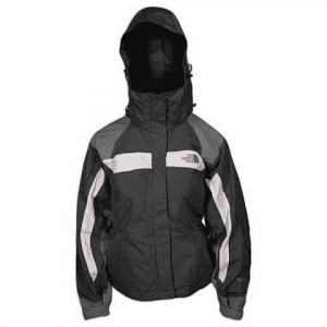 The North Face Women ' S Phd Jacket - Black / Asphalt
