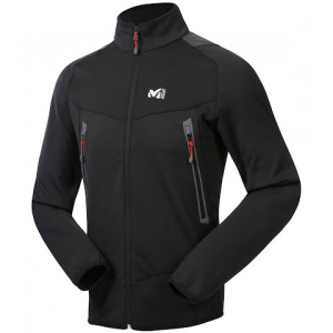 Millet Men ' S Tech Stretch Jacket - Noir