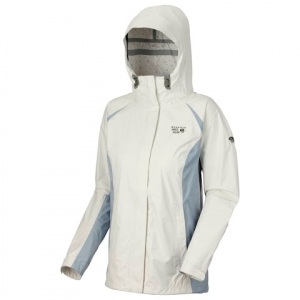 Mountain Hardwear Womens Versteeg Jacket - Sea Salt