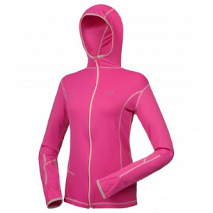 Millet Women ' S Pro Lighter Hoodie - Berry