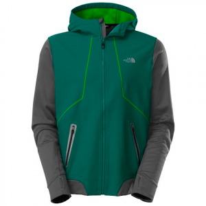The North Face Men ' S Kilowatt Jacket - Depth Green / Asphalt Grey