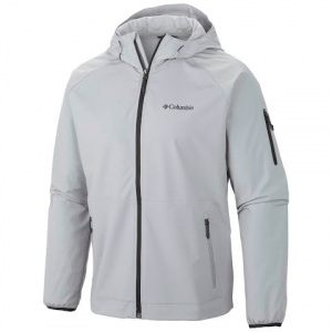 Columbia Mens Torque Hoodie - Columbia Grey