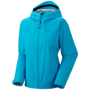 Mountain Hardwear Women ' S Plasmic Jacket - Bounty Blue