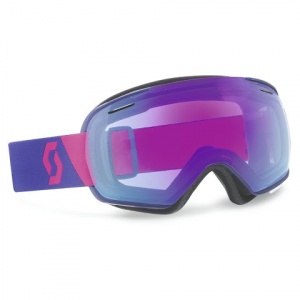 Scott Women ' S Linx Goggle - Purple / Illuminator 50