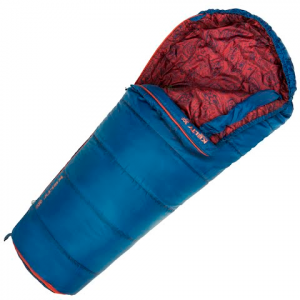 Kelty Youth Girl ' S Big Dipper 30 Sleeping Bag - Reflecting Pond
