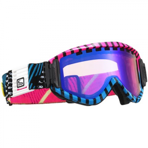 Scott Alias Limited Edition Snow Goggle - Snowblind / Multi Layer Blue Chrome