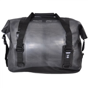 Seattle Sports Mesh Duffle - Black