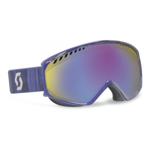 Scott Faze Snow Goggle - Batik Purple / Illuminator 50