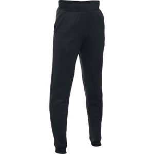 Under Armour Youth Boy ' S Ua Storm Armour Fleece Jogger Pant - Black
