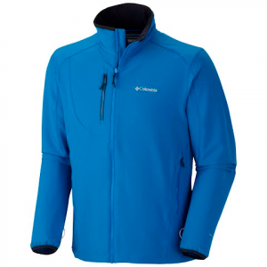 Columbia Men ' S Evap - Change Softshell Jacket - Windswept
