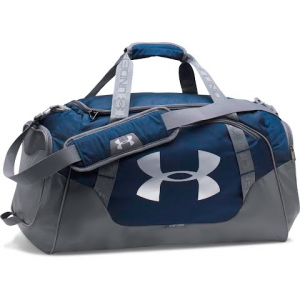 Under Armour Undeniable 3 . 0 Medium Duffle - Midnight Navy / Graphite