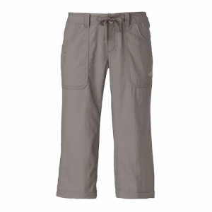 The North Face Women ' S Horizon Convertible To Capri Pant - Pache Grey