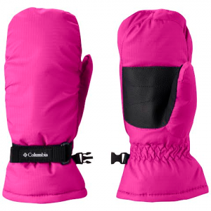 Columbia Youth Core Mitten - Groovy Pink