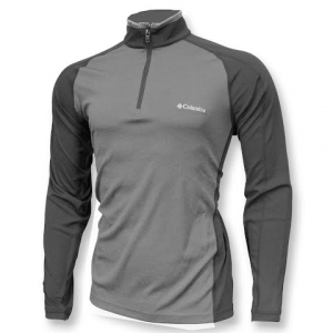 Columbia Men ' S Quila Valley Half Zip - Stratus