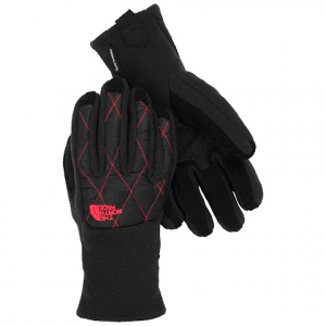 The North Face Women ' S Thermoball Etip Glove - Tnf Black / Rambutan