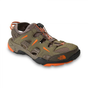 The North Face Boys Youth Hedgefrog - Khaki / Kumquat
