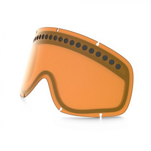 Oakley Xs O Frame Goggle Replacement Lens ( Persimmon ) - Persimmon