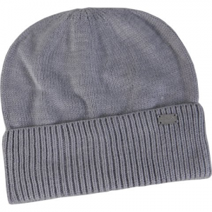 The North Face Women ' S Back To Basics Beanie - Tnf Light Grey Heather