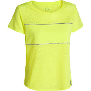 Under Armour Women ' S Fly Fast Short Sleeve - X - Ray