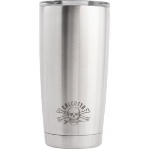 Calcutta 20oz Stainless Steel Traveler