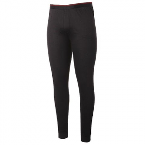 M T Mountaineering Women ' S Poly Mid Weight Thermal Base Layer Bottoms – Black