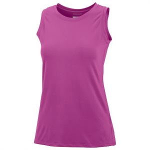 Columbia Women ' S Anytime Sleeveless Top - Berry Patch