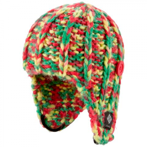 Columbia Youth Boy ' S Adjust Your Altitude Peruvian Hat - Afterglow