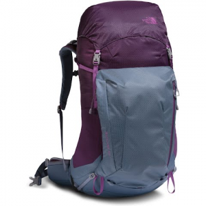 The North Face Women ' S Banchee 35 Backpack - Blackberry Wine / Grey