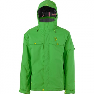 Scott Mens Souza Jacket - Grass