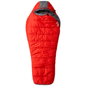 Mountain Hardwear Bozeman Torch 0 Sleeping Bag - Flame