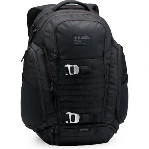 Under Armour Huey Backpack - Black / Black