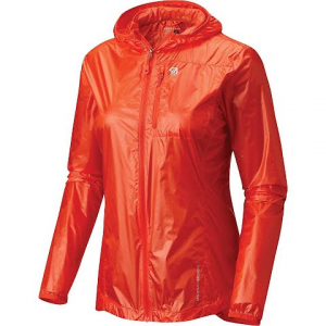 Mountain Hardwear Women ' S Ghost Lite Jacket - Fiery Red