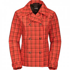 The North Face Womens Nina Jacket - Juicy Red