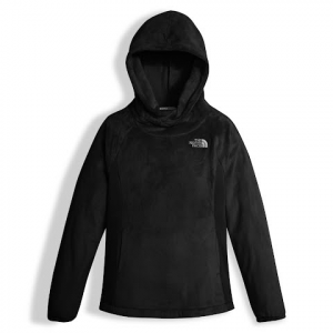 The North Face Youth Girl ' S Oso Fleece Pullover - Tnf Black