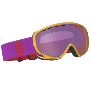 Scott Women ' S Dana Goggle - Yellow Violet