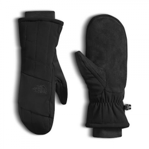 The North Face Women ' S Pseudio Insulated Mitts - Tnf Black