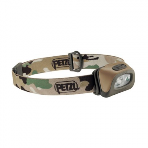Petzl Tactikka + Rgb Headlamp - Camo