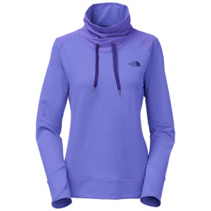 The North Face Women ' S Dynamix Tech Top - Starry Purple