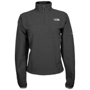 The North Face Women ' S Apex Zip Shirt - Black