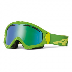 Arnette Series 3 Snow Goggle - Green Apple Hard Candy / Aqua Chrome