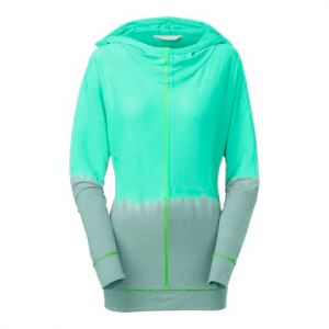 The North Face Women ' S Be Calm Hoodie - Mineral Blue