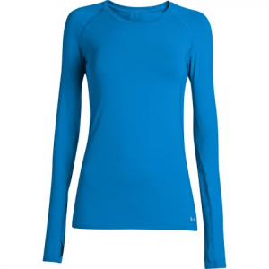 Under Armour Women ' S Armourvent Long Sleeve - Light Blue