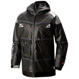 Columbia Men ' S Pfg Force 12 Jacket - Black