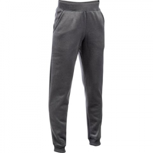 Under Armour Youth Boy ' S Ua Storm Armour Fleece Jogger Pant - Carbon Heather