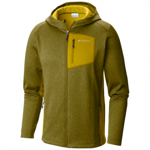Columbia Men ' S Jackson Creek Hoodie - Mossy Green / Antique Moss