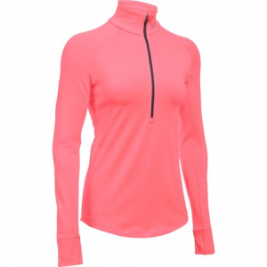 Under Armour Women ' S Coldgear 1 / 2 Zip - Brilliance