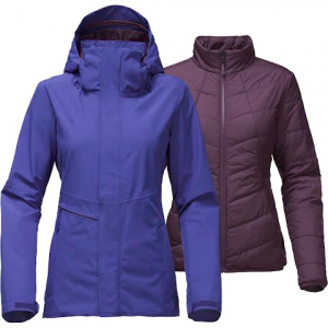 The North Face Women ' S Garner Triclimate Jacket - Inauguration Blue