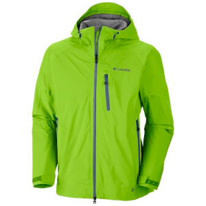 Columbia Men ' S The Compounder Ii Shell Jacket - Wham