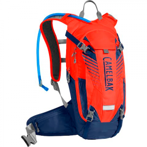 Camelbak K . U . D . U . 8 Hydration Pack - Cherry Tomato / Pitch Blue