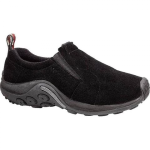 Merrell Women ' S Jungle Moc ( Midnight ) - Black